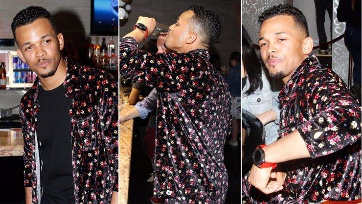 Ben Cristovao se divoce rozjel: Na party SuperStar se vylil tak, že ho chtěli schovávat!
