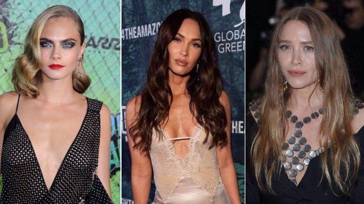 15 nejzásadnějších rozchodů Hollywoodu: Tyto celebrity se letos vydaly každá vlastní cestou