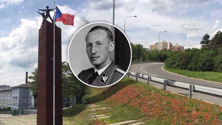 79 let od atentátu parašutistů na Heydricha: Místo hrdinského činu obrazem