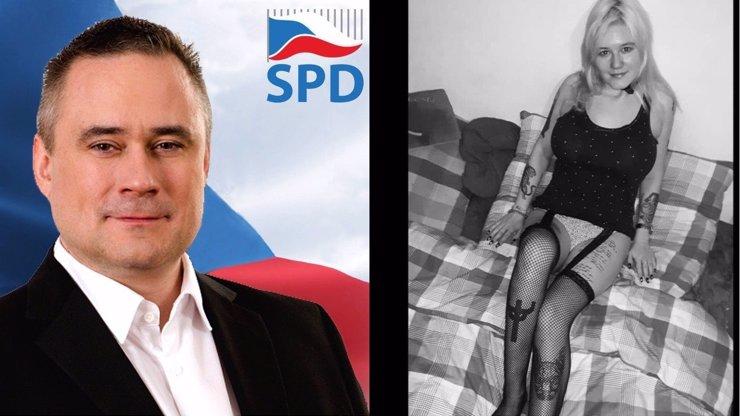 ŠOKUJÍCÍ odhalení! Dcera předsedy pražské organizace hnutí SPD se živí prostitucí!