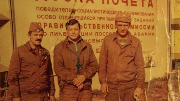 Slovenský likvidátor musel uklízet Černobyl: Rodina si nese následky dodnes