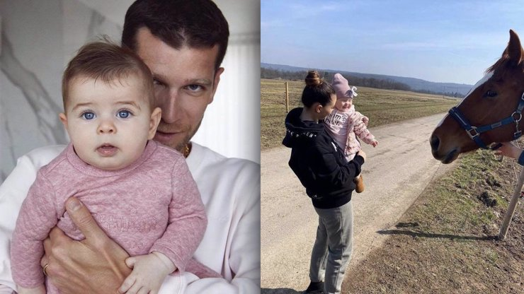 Instanews: Spirit poprvé ukázal dceru, Bagárová si užívá s Rumiou a ztracená Leichtová mimo civilizaci