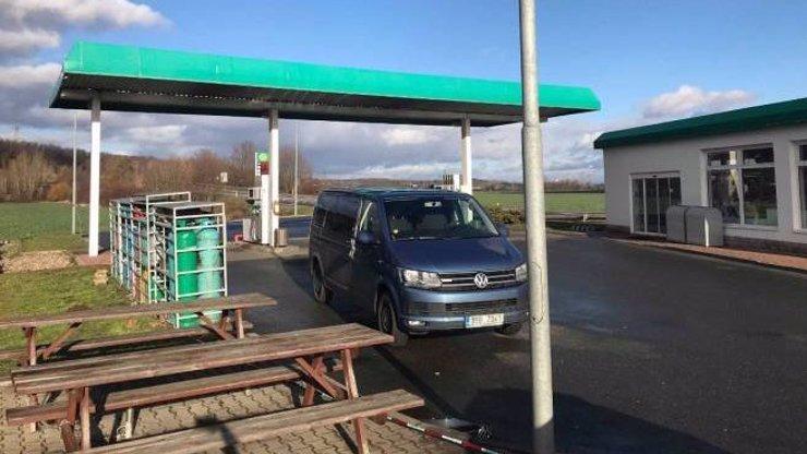Další přepadení pumpy, kde zemřela čerpadlářka Jana (†58): Je benzínka prokletá?