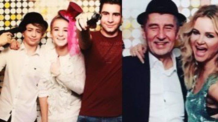 Andrej Babiš pořádal večírek za milion! Jeho děti s pistolemi, Andrej na mraky. Tohle se musí vidět!