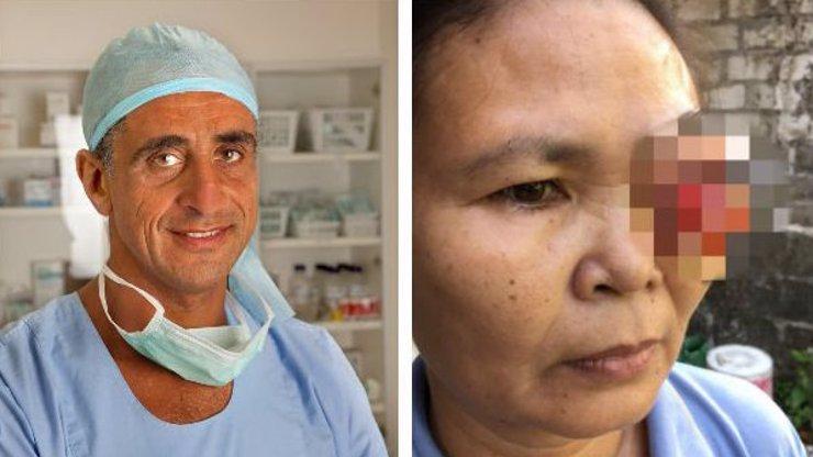OSUD SE S NÍ NEMAZLÍ: Žena kvůli obřímu nádoru přestává vidět