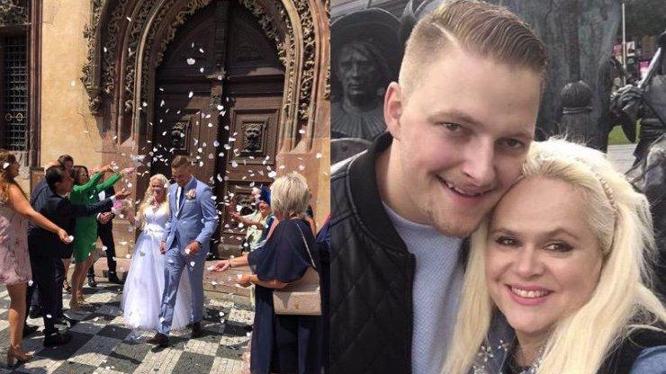 Monika Štiková se vedle svého manžela Petra stará necítí: Samozřejmě, že chceme miminko, říká