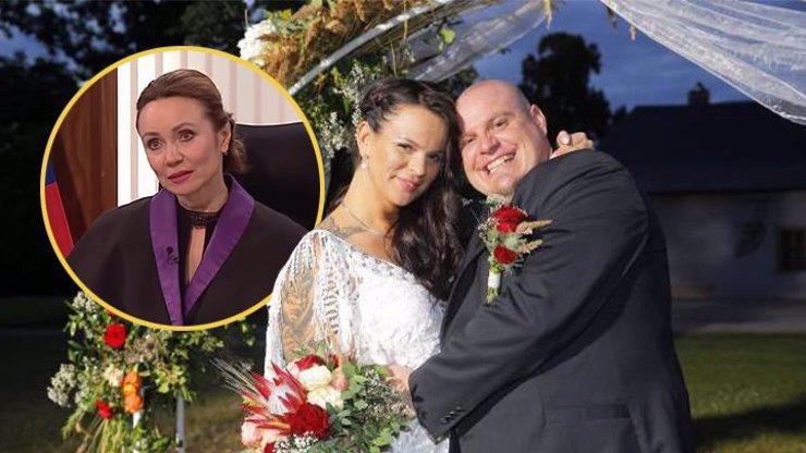 Svatba na první pohled: Další ženich je herec? Pavel si zahrál v Soudkyni Barbaře