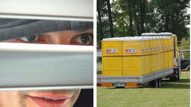 Úchyl na festivalu: Navrtal díry do toi toi záchodů a sledoval ženy vykonávající potřebu!