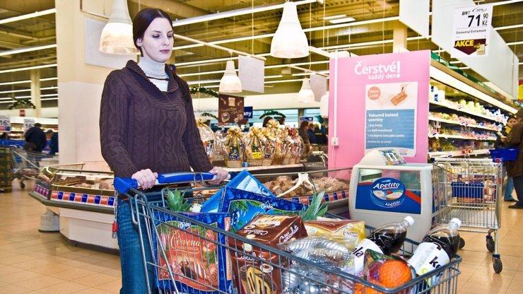 Velký test dvojí kvality potravin: Evropská komise zjistila, jak je na tom Česko