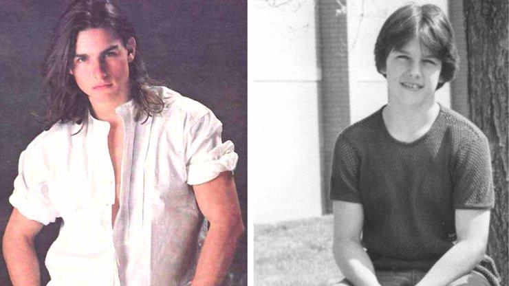 Poklady z archivu: Jak Tom Cruise vypadal, než se upsal Hollywoodu a scientologické církvi?