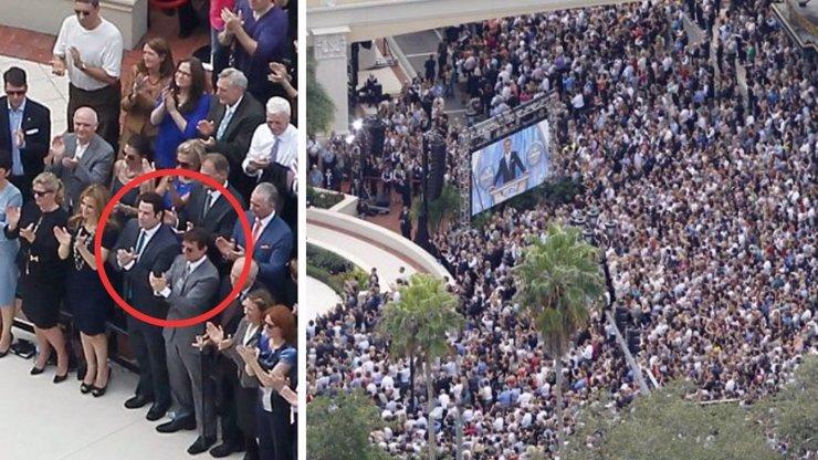 Tom Cruise a John Travolta pod nadvládou marťanů! Otevřeli chrám Scientologické církve. Budou se tam společně pářit?