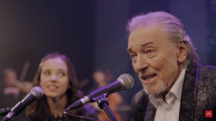 Gottovo sbohem v Srdce nehasnou slaví 55 milionů: Mistr takový úspěch nezažil 18 let