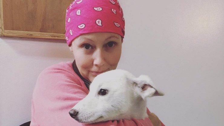 Žít naplno až do konce: Shannen Doherty poslala statečný vzkaz o boji s rakovinou