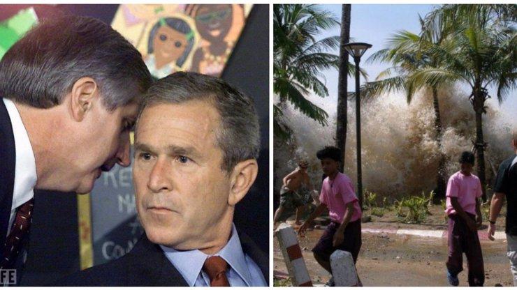 Přírodní katastrofy, útoky teroristů, ale i velké objevy a naděje: Takové je zatím 21. století. Připomeňte si ho sérií fotek (1. díl)