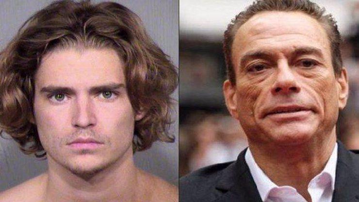 Půjde bručet? Syn van Damma přiznal napadení nožem a vyhrožování smrtí!