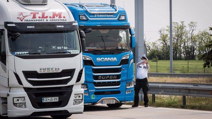 V Irsku zadrželi českého kamioňáka: Měl u sebe více než milion eur v hotovosti