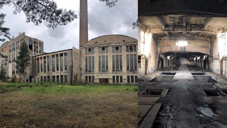 27 unikátních snímků chátrající elektrárny Libušín: Majitel chce areálu vdechnout nový život