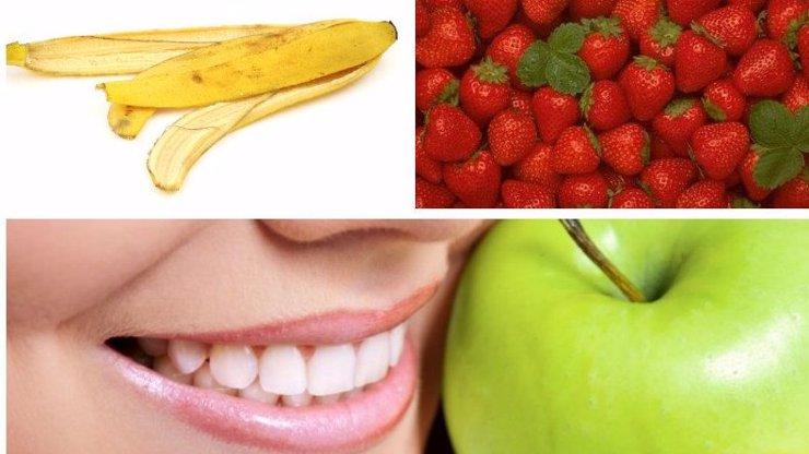 Chcete mít bělejší zuby? Tohle je 5 tipů z přírodní lékárny, jak na to!