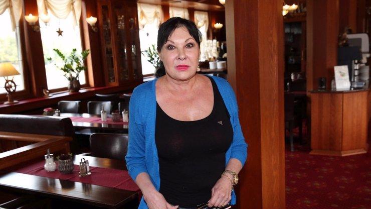 Dáda Patrasová (65) skončila se zakrváceným obličejem v nemocnici! Co se stalo?