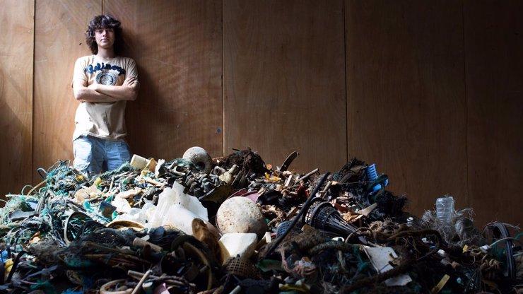 Je to génius? Devatenáctiletý student tvrdí, že přišel na způsob, jak vyčistit světové oceány!