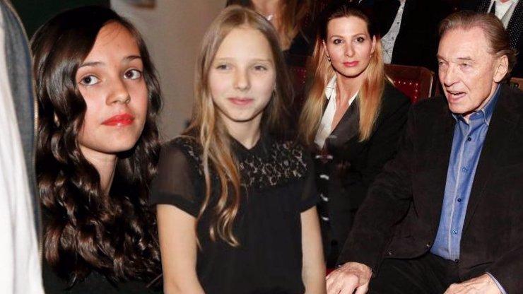 Tajemství sociálních sítí Gottových dcer Charlotte a Nelly: Drsný zákaz od vdovy Ivany