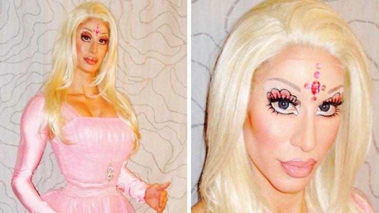 Válka plastů: Živoucí Ken se naváží do živoucí Barbie: Není podle něj pravá! Sám ukázal, jak se jí stát
