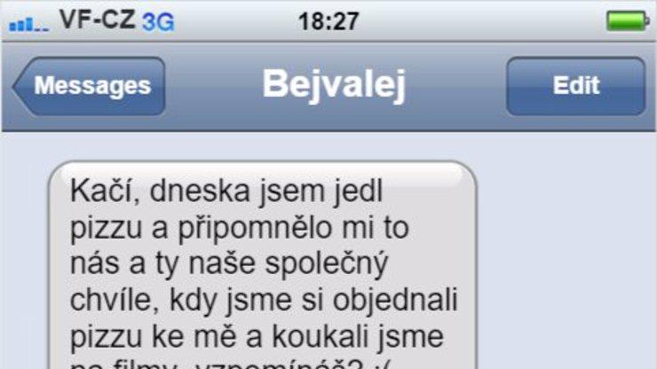 Chudák kluk! Slečna ho v SMS odpálkovala nejkrutějším možným způsobem!