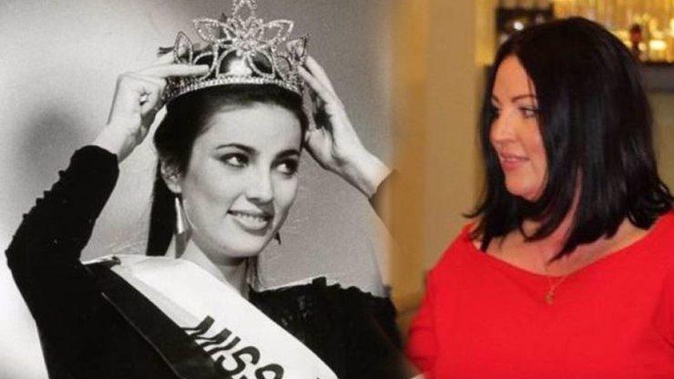 Před 30 lety se stala první naší Miss: Dnes je z Ivany Christové (48) korpulentní dáma
