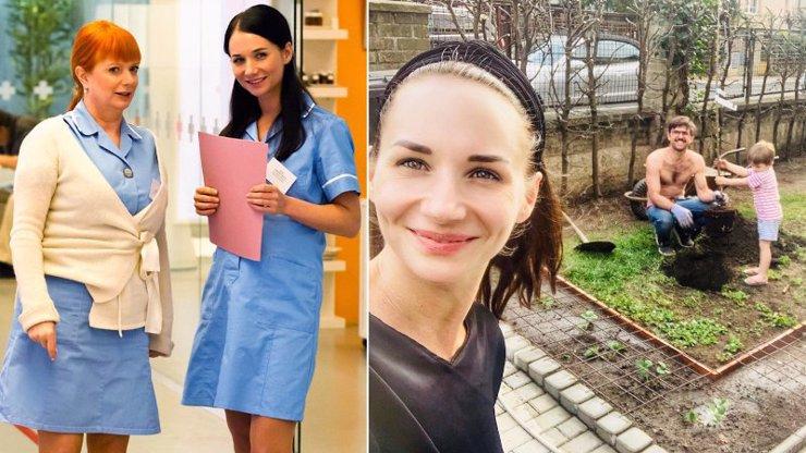 Sandra Nováková slaví 38: Od sestřičky Gábiny z Ordinace po vzornou mámu