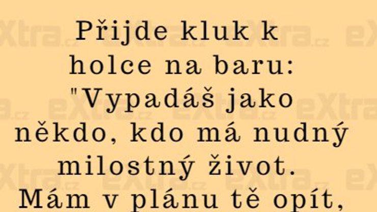 Ta čeština je tak krásný jazyk, že vás dokáže přivést do prekérních situací...