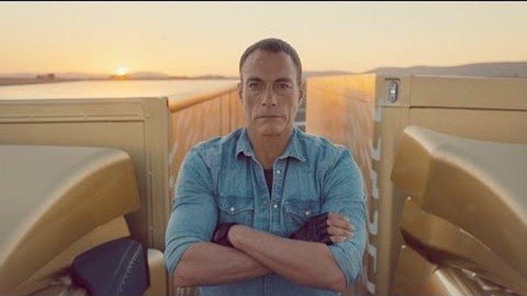 Reklama, která nás dostala, a vy budete další na řadě: Jean-Claude Van Damme má pro vás jedno ohromné překvapení