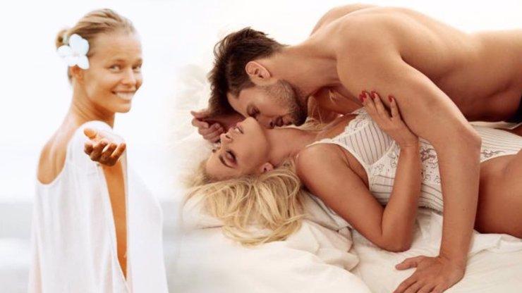 Helena Houdová mudruje o orgasmu: Kolik času podle ní potřebuje chlap a kolik ženská