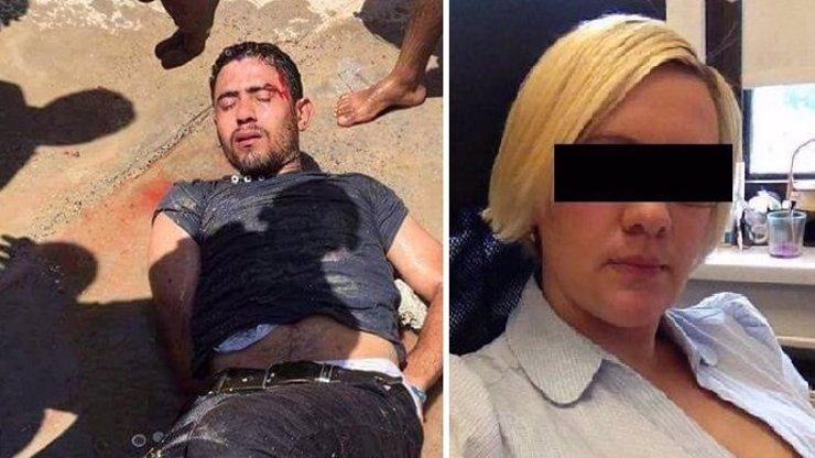 Pitva Češky, která podlehla útočníkovým bodným ranám, byla provedena v Egyptě: Tělo bude převezeno začátkem týdne