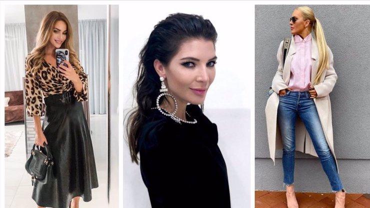 9 nejlépe oblékaných českých celebrit pro rok 2019: Tyhle ženy vědí, co jim sluší