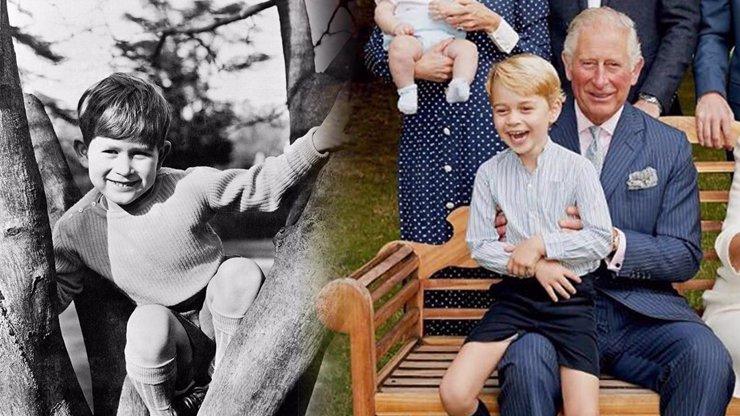 Princ Charles má narozeniny.