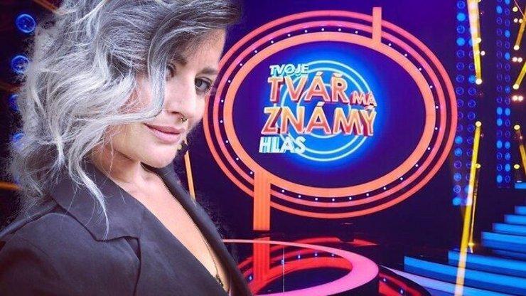 Erika Stárková změnila vizáž: V show Tvoje tvář má známý hlas 2020 schová šedé vlasy pod paruku