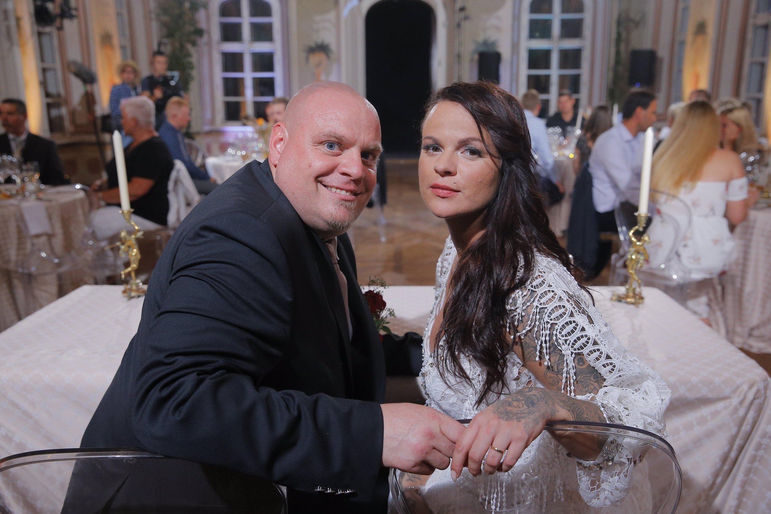 Pavel o show Svatba na první pohled: Dlouho jsem byl sám, Soudkyni Barbaru mi nabídl kamarád
