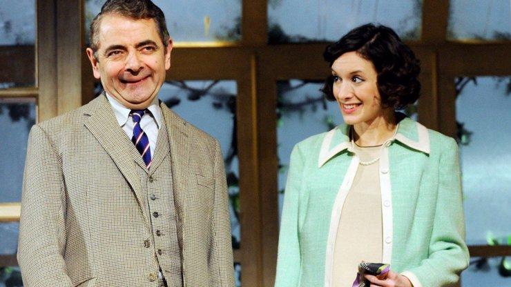 Mr. Bean už žije s milenkou. Mladá herečka obsadila luxusní sídlo za 165 milionů