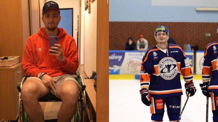 Otřesná zpráva: Dvacetiletý hokejista Ondřej Buchtela prohrál boj se zákeřnou rakovinou