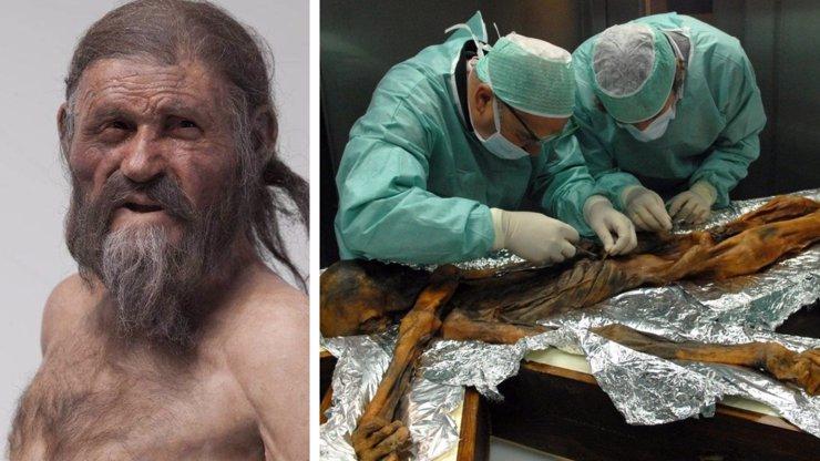 Tajemství muže z ledu, který byl nalezen před 27 lety: Mumii pravěkého Ötziho provází řada mýtů a podivných úmrtí