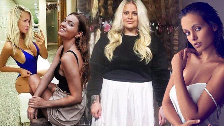 Nejpůvabnější holky z reality show: Dvě krásky, drzá Nela a posel korektnosti Charlotte