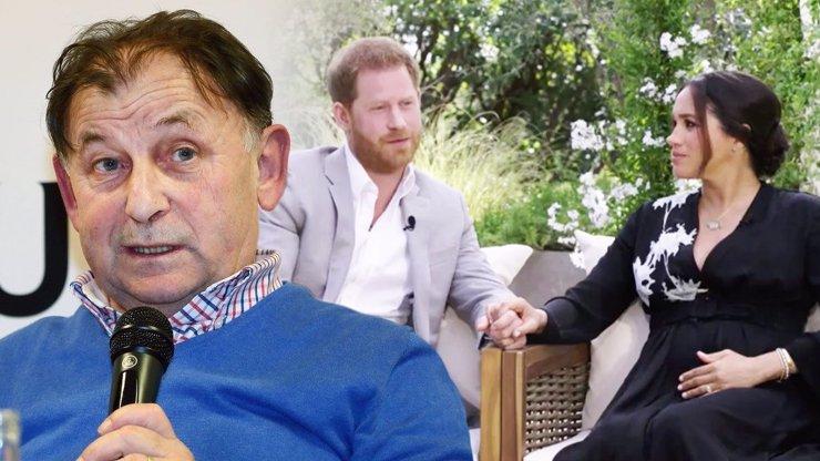 Kauza Harry a Meghan: Osten míří i na otce Charlese, analyzuje bývalý velvyslanec