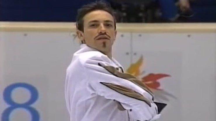 Krasobruslařské video, které vstoupilo do dějin: D'Artagnanovo dobrodružství na olympijském ledě v Naganu