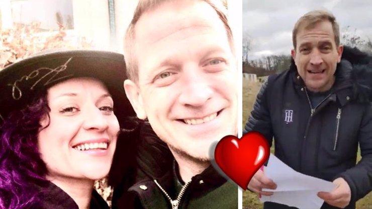 Martin Kocián se zamiloval: Dám vám 4 rady, jak na lásku, říká v novém videu