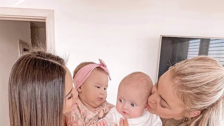 Nejkrásnější miminka slavných: Tyto maminky a tatínci se pyšní roztomilými dětmi