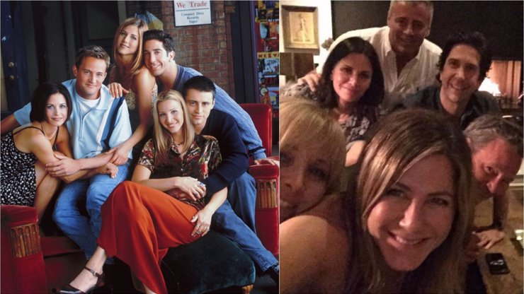 Přátelé opět společně na obrazovce: Stačila jedna věta Jennifer Aniston a fanoušci pláčou štěstím