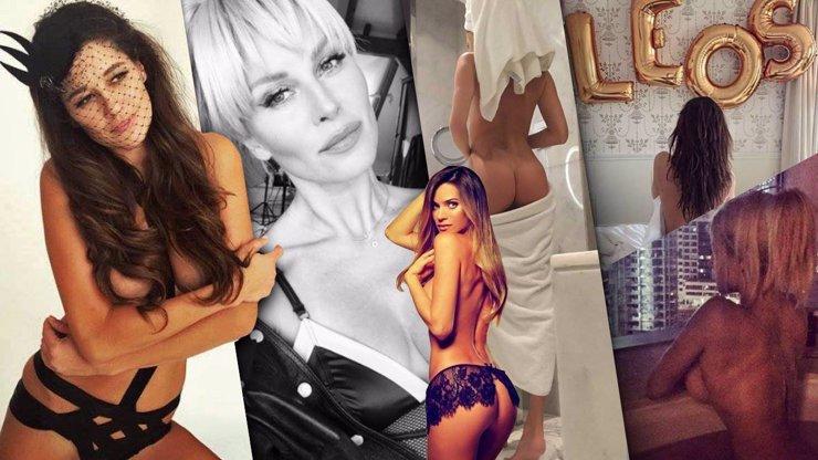 TOP 5 nejžhavějších fotek slavných žen na Instagramu! To musíte vidět!