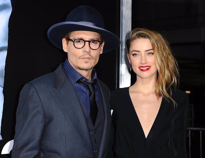 Amber Heard žaluje Johnnyho Deppa za domácí násilí. Ukázala rozbitý obličej