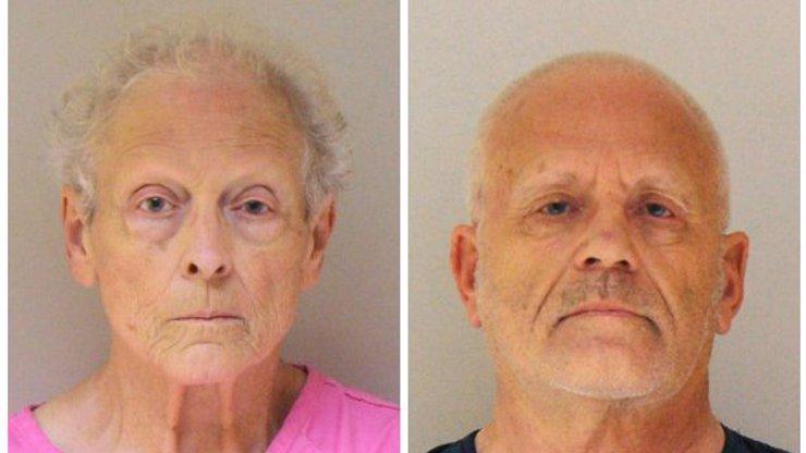 40 let stará ohavnost: Tahle děsivá stařena a její manžel tajili vraždu, na stará kolena dostali doživotí