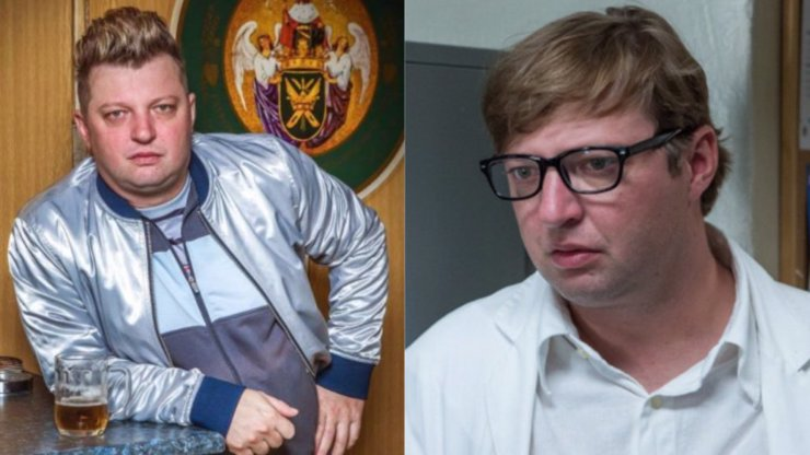 Edo, jsi to ty? Michal Isteník se v seriálu Živé terče změnil z impotenta v doktora!